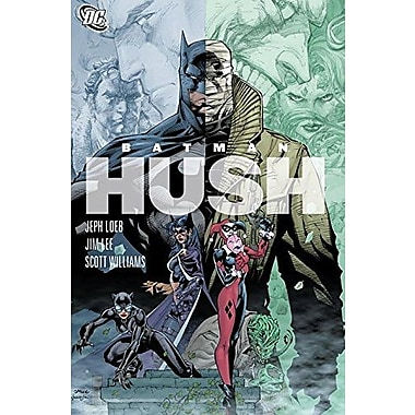 Batman: Hush (9781401223175)