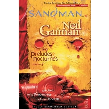 The Sandman Vol. 1: Preludes & Nocturnes (New Edition), New Book (9781401225759)