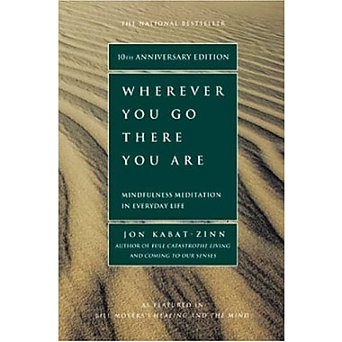 Wherever You Go, There You Are, New Book (9781401307783)