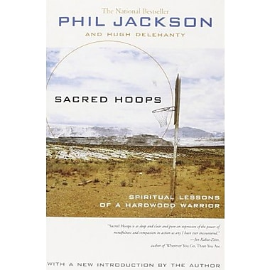 Sacred Hoops: Spiritual Lessons of a Hardwood Warrior, Used Book (9781401308810)