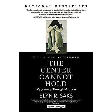 The Center Cannot Hold: My Journey Through Madness, Used Book (9781401309442)