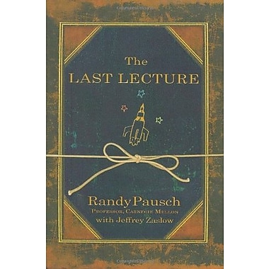 The Last Lecture, Used Book (9781401323257)