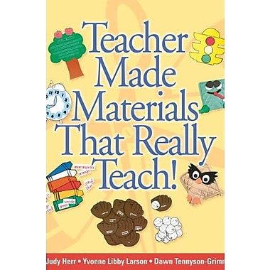 Teacher Made Materials That Really Teach!, Used Book (9781401824280)