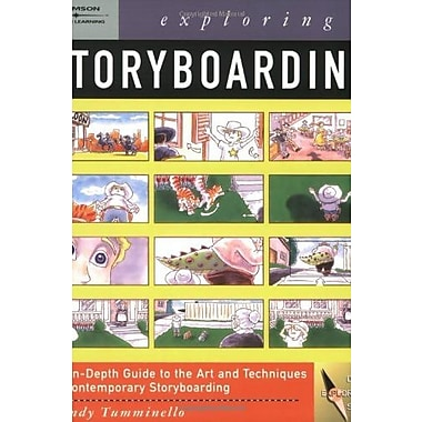 Exploring Storyboarding (Design Exploration), New Book (9781401827151)