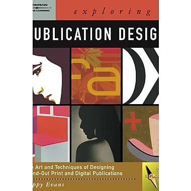 Exploring Publication Design, Used Book (9781401831479)