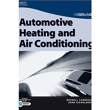TechOne: Automotive Heating and Air Conditioning (9781401839895)