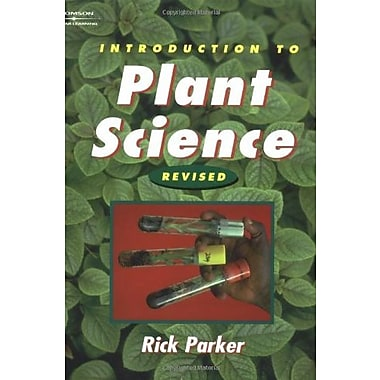 Introduction to Plant Science: Revised Edition (Texas Science), New Book (9781401841881)