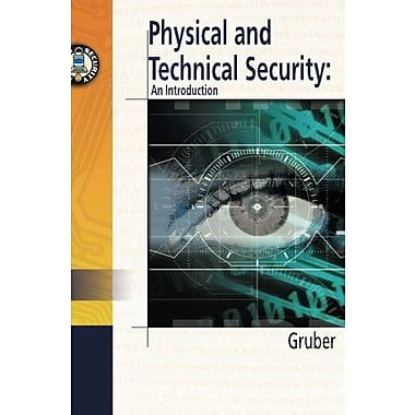 Physical & Technical Security: An Introduction, New Book (9781401850661)