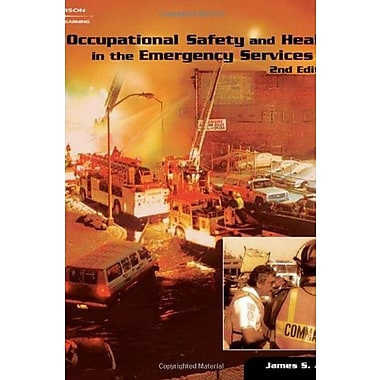 Occupational Safety and Health in the Emergency Services (9781401859039)
