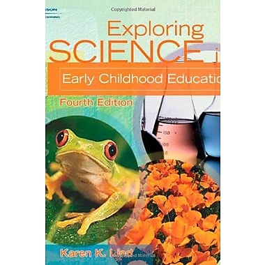 Exploring Science in Early Childhood Education, Used Book (9781401862756)