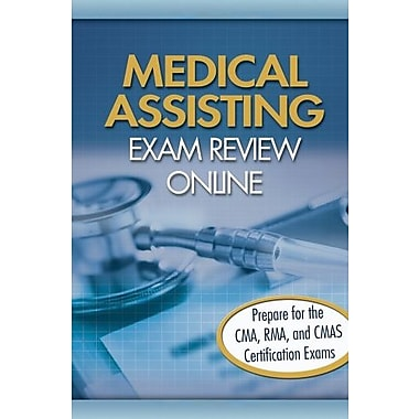Medical Assisting Exam Review Online Course - Slimline Institutional Version (Test Preparation) (9781401878153)
