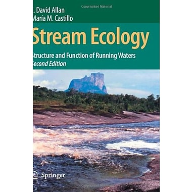 Stream Ecology: Structure and function of running waters (9781402055829)
