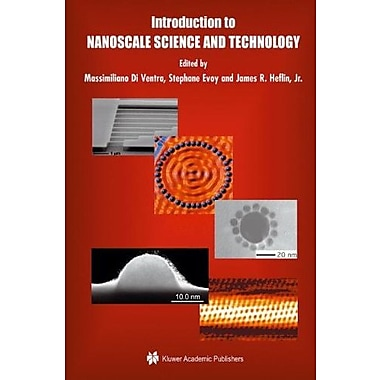Introduction to Nanoscale Science and Technology (Nanostructure Science and Technology), New Book (9781402077203)