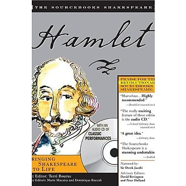 Hamlet (The Sourcebooks Shakespeare; Book & C D) (9781402207761)