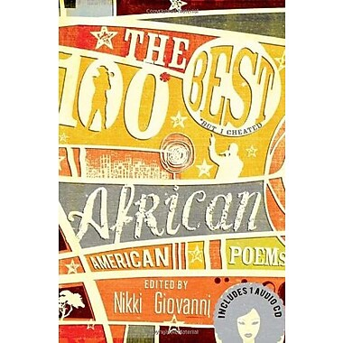 The 100 Best African American Poems (9781402221118)