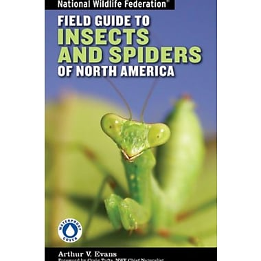 National Wildlife Federation Field Guide to Insects and Spiders & Related Species of North America, New Book (9781402741531)
