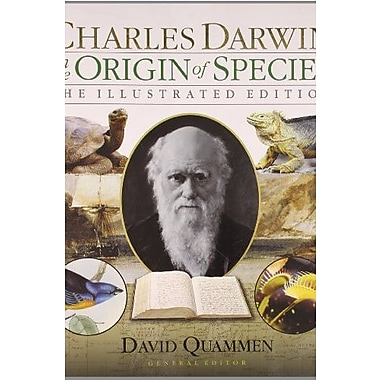 On the Origin of Species: The Illustrated Edition, New Book (9781402789595)