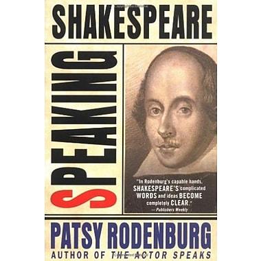 Speaking Shakespeare (9781403965400)
