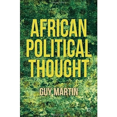 African Political Thought (9781403966346)