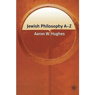 Jewish Philosophy A-Z, Used Book (9781403972651)
