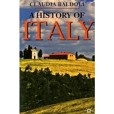 A History of Italy, Used Book (9781403986160)