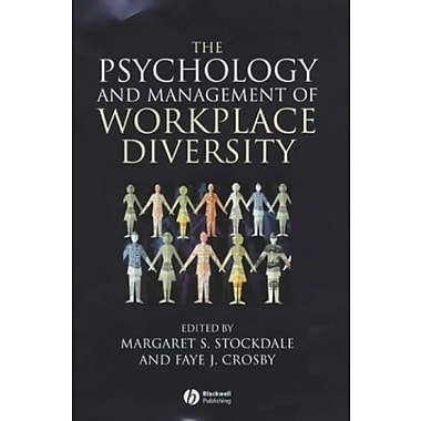 Psychology and Management of Workplace Diversity, New Book (9781405100991)