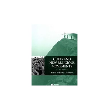 Cults and New Religious Movements: A Reader, Used Book (9781405101813)