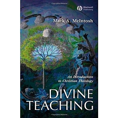 Divine Teaching: An Introduction to Christian Theology, New Book (9781405102711)