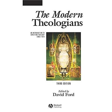 The Modern Theologians: An Introduction to Christian Theology Since 1918 (The Great Theologians), New Book (9781405102766)