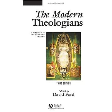 The Modern Theologians: An Introduction to Christian Theology Since 1918, New Book (9781405102773)