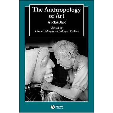The Anthropology of Art: A Reader, Used Book (9781405105613)