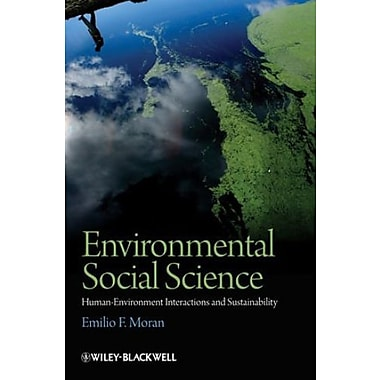 Environmental Social Science: Human - Environment interactions and Sustainability, Used Book (9781405105743)