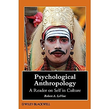 Psychological Anthropology: A Reader on Self in Culture, Used Book (9781405105767)