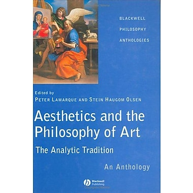 Aesthetics and the Philosophy of Art: The Analytic Tradition: An Anthology, Used Book (9781405105811)