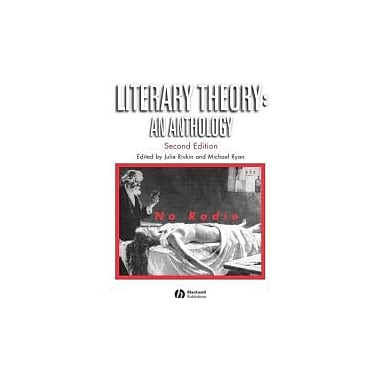 Literary Theory: An Anthology, New Book (9781405106962)
