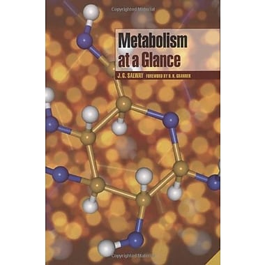 Metabolism at a Glance, Used Book (9781405107167)
