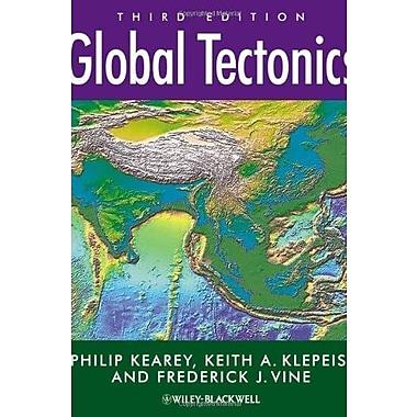 Global Tectonics, New Book (9781405107778)
