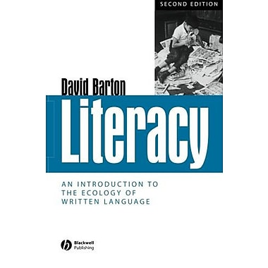 Literacy: An Introduction to the Ecology of Written Language, 2nd Edtion, Used Book (9781405111430)