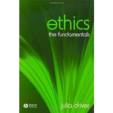Ethics: The Fundamentals, Used Book (9781405111553)