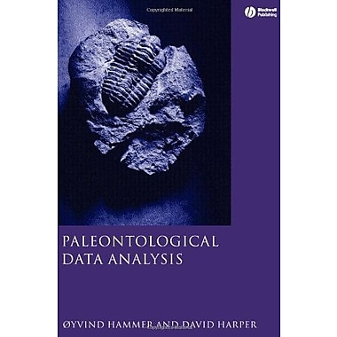 Paleontological Data Analysis, Used Book (9781405115445)