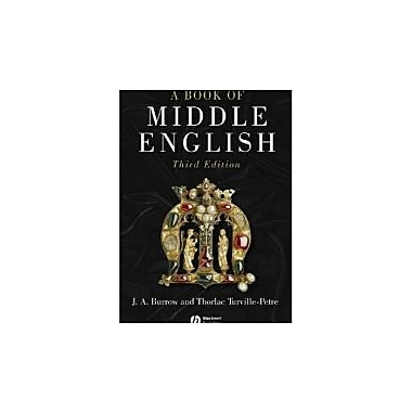 A Book of Middle English, Used Book (9781405117098)