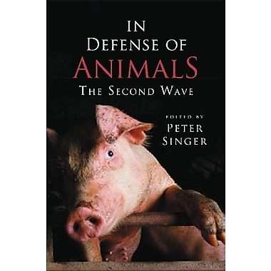 In Defense of Animals: The Second Wave, Used Book (9781405119412)