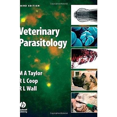 Veterinary Parasitology, New Book (9781405119641)