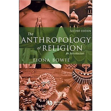 Anthropology of Religion, New Book (9781405121040)