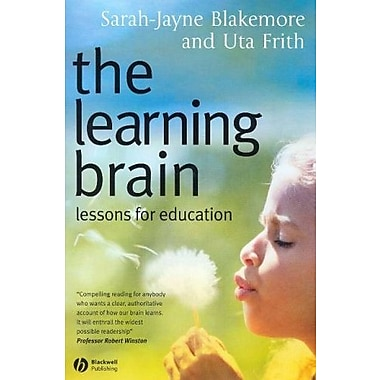 The Learning Brain: Lessons for Education, New Book (9781405124010)