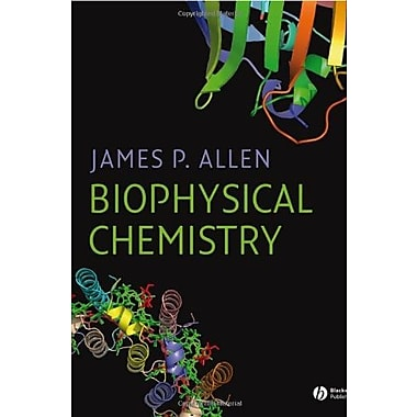 Biophysical Chemistry, New Book (9781405124362)