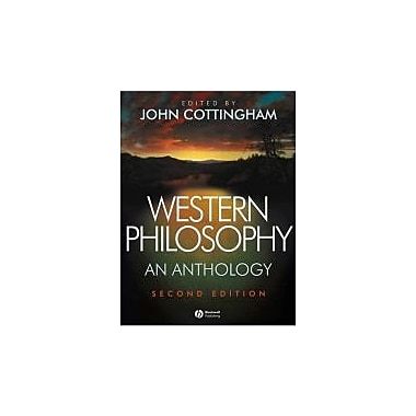 Western Philosophy: An Anthology, Used Book (9781405124782)