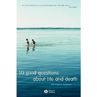 10 Good Questions About Life And Death, Used Book (9781405126045)