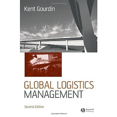 Global Logistics Management: A Competitive Advantage for the 21st Century, Used Book (9781405127134)