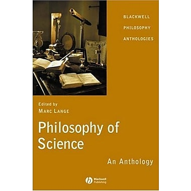 Philosophy of Science: An Anthology, Used Book (9781405130332)